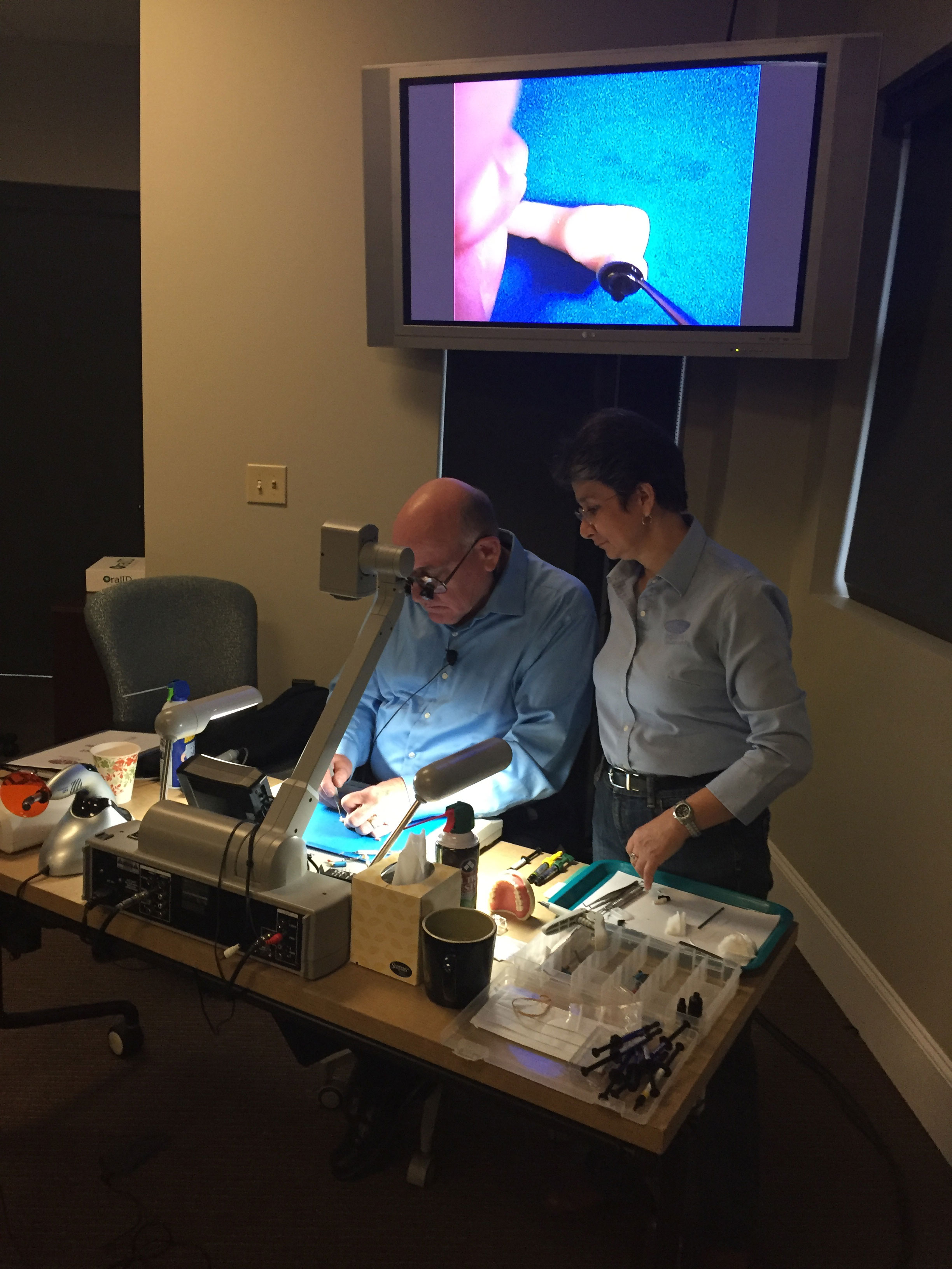 Dr. Ross Nash Dental CE Course