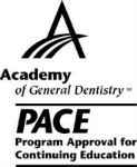 Academy of General Dentistry | PACE Program Approval for Continuing Education SEAL